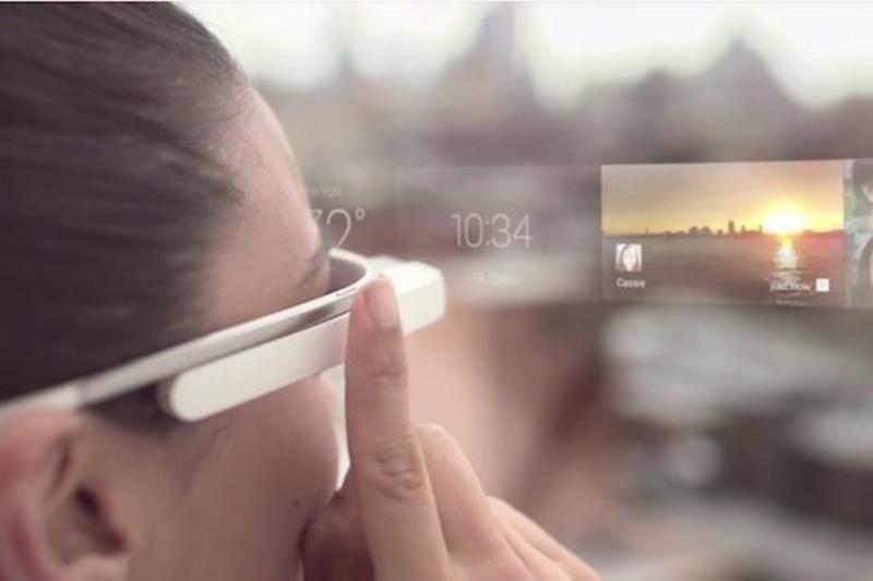 Google Glass rahmen