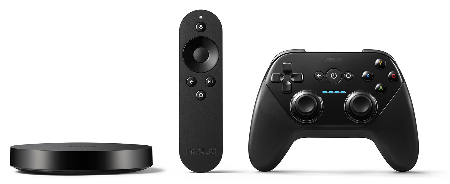 nexus player overview