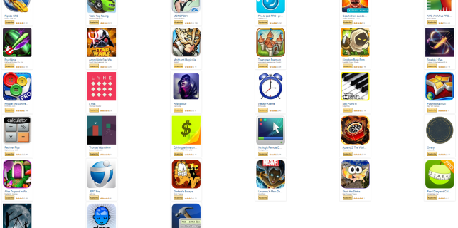 amazon apps silvester