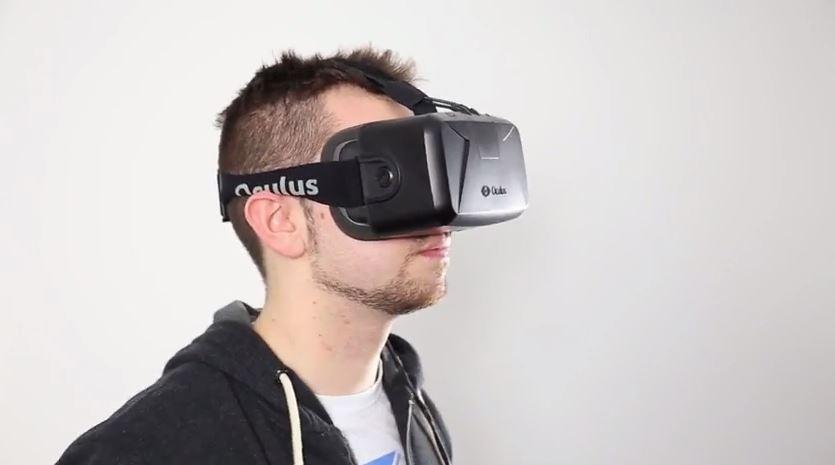 oculus rift runtastic