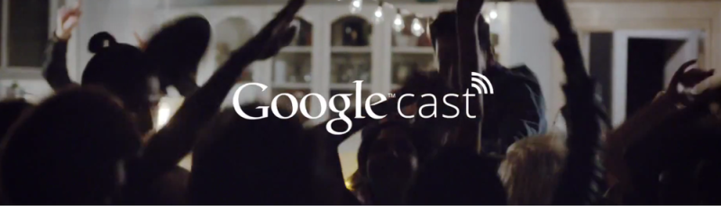 google cast audio