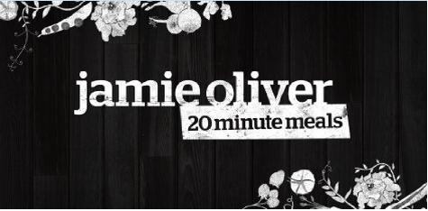 jamie oliver 20min amazon