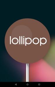 nexus 7 Lollipop