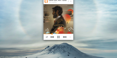Google Play Music standalone player
