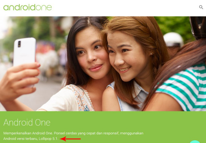 android one lollipop 5.1