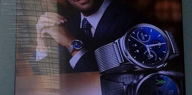 huawei watch smartwatch ausschnitt