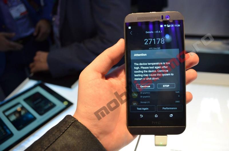 HTC-One-M9-overheating überhitzen