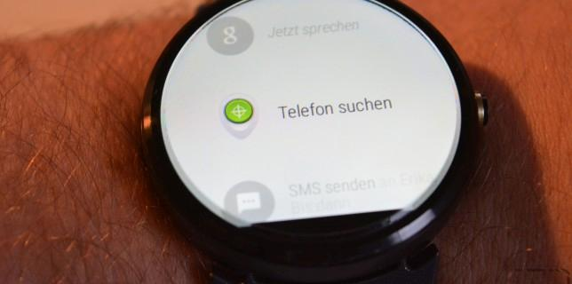 android wear geräte manager (1)