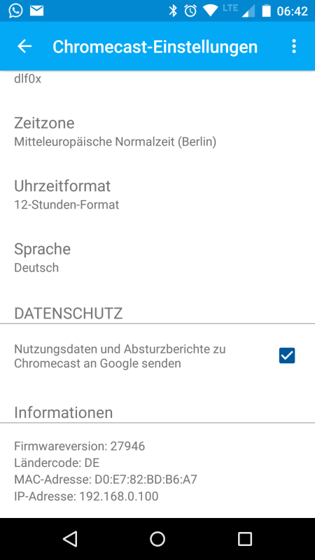 chromcast tv remote fernbedienung (1)