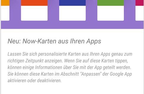 google now drittanbieter apps_ausschnitt
