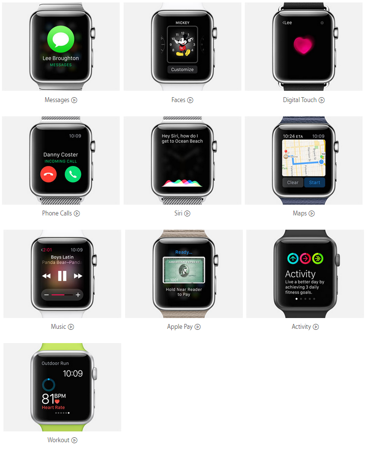 apple watch tutorial videos