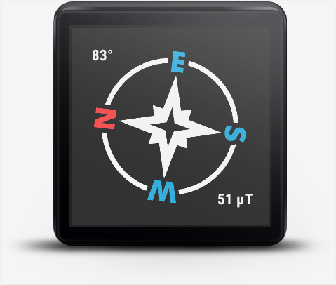 compass for android wear_1