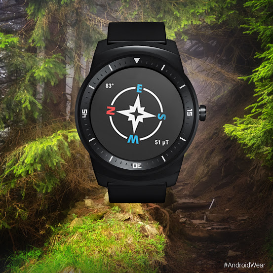 compass for android wear_6
