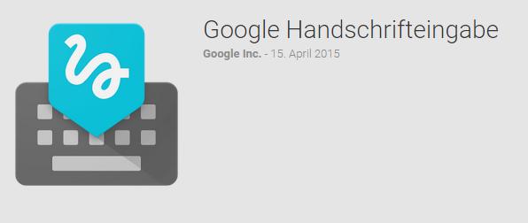 google handwriting handschrift_top