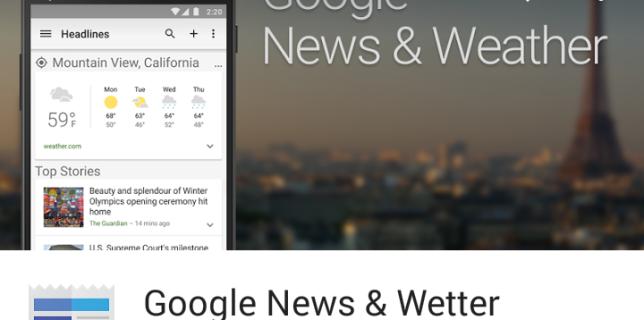 google news und wetter (2)