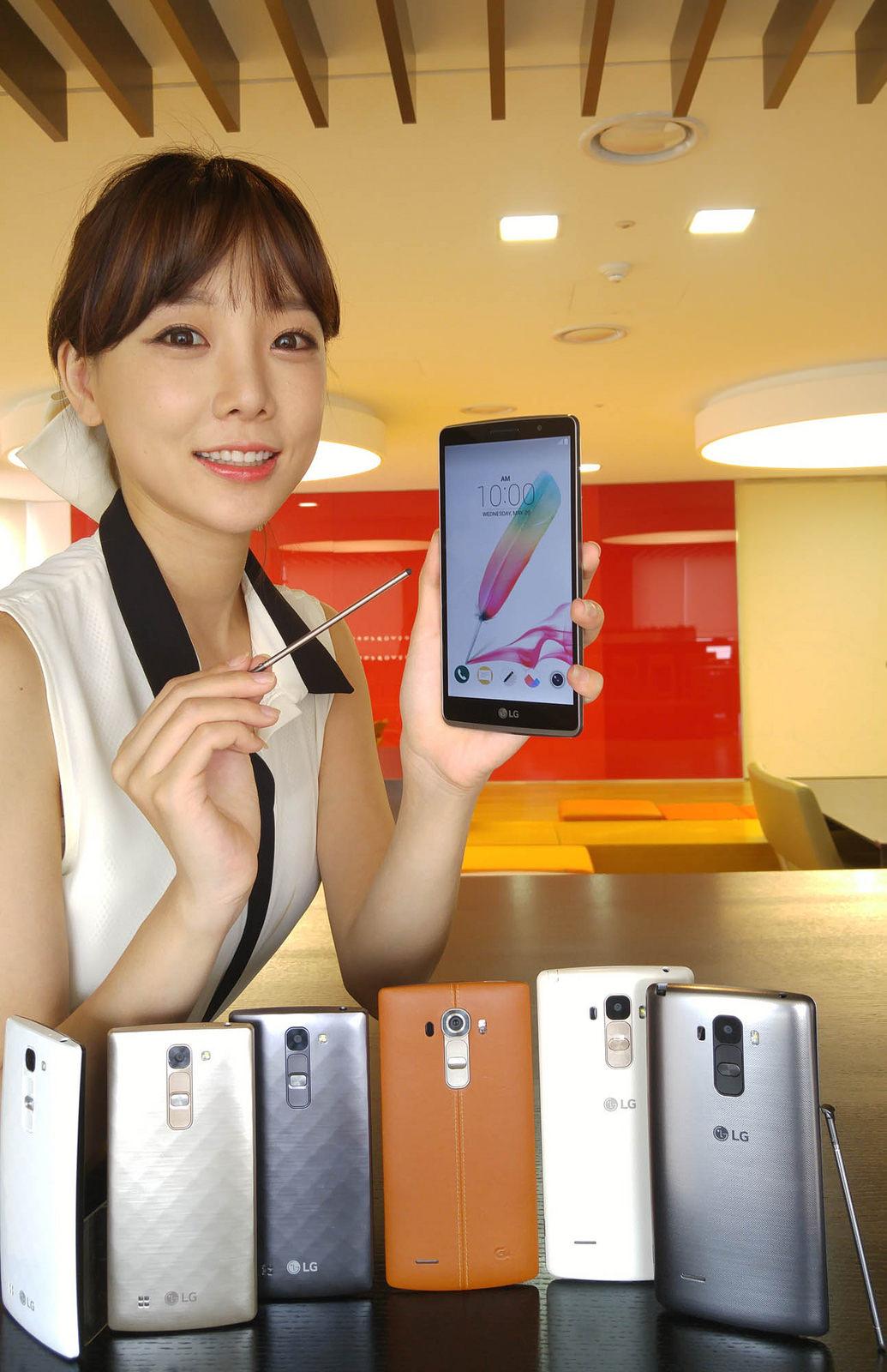 LG G4c LG G4 LG G4 Stylus