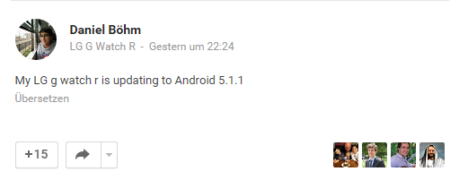 lg g watch r android wear 5.1.1
