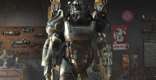 Fallout 4 rüstung