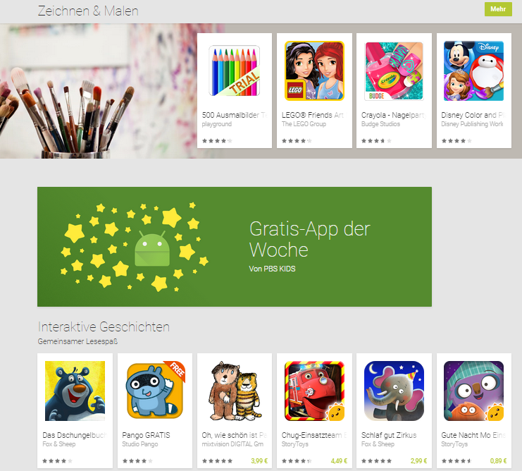 google play store spiele kostenlos