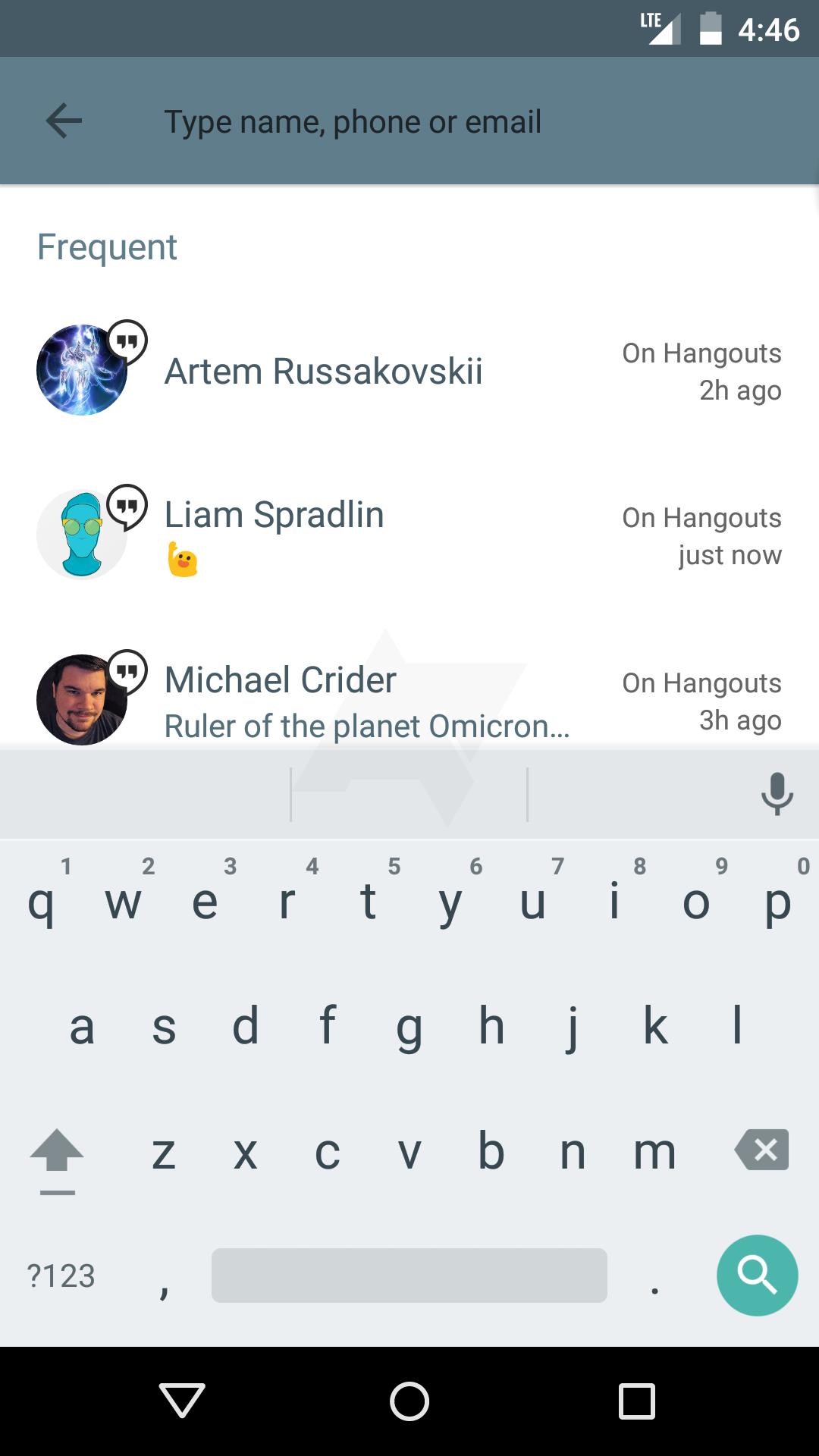 Hangouts Für Iphone Wirklich Kostenlos