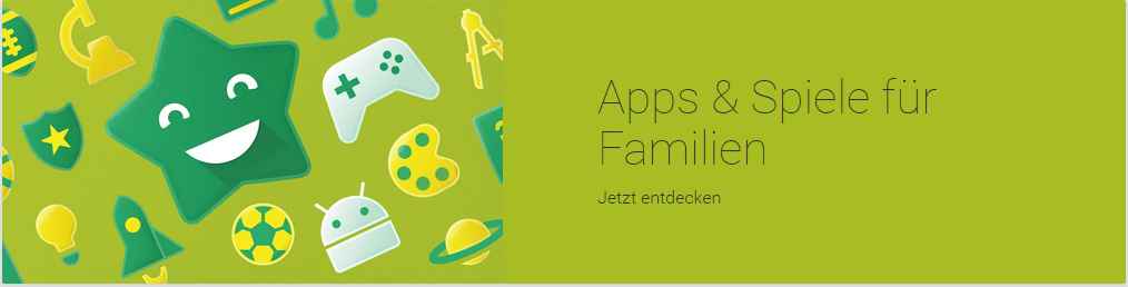 play store familie