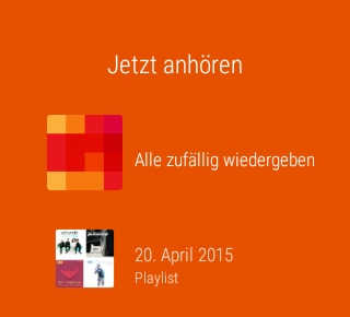 Android Wear Play Music 3