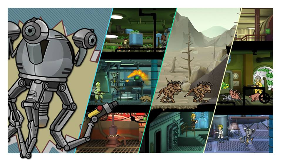 Fallout shelter play 3 - f