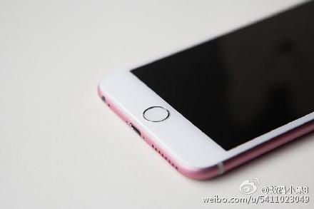 iphone 6 s in pink das hat die welt gebraucht mobilectrl. Black Bedroom Furniture Sets. Home Design Ideas