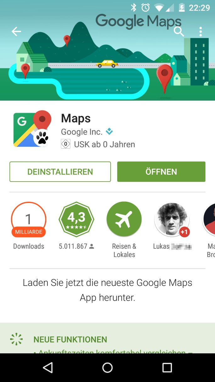google maps hundepfote_3