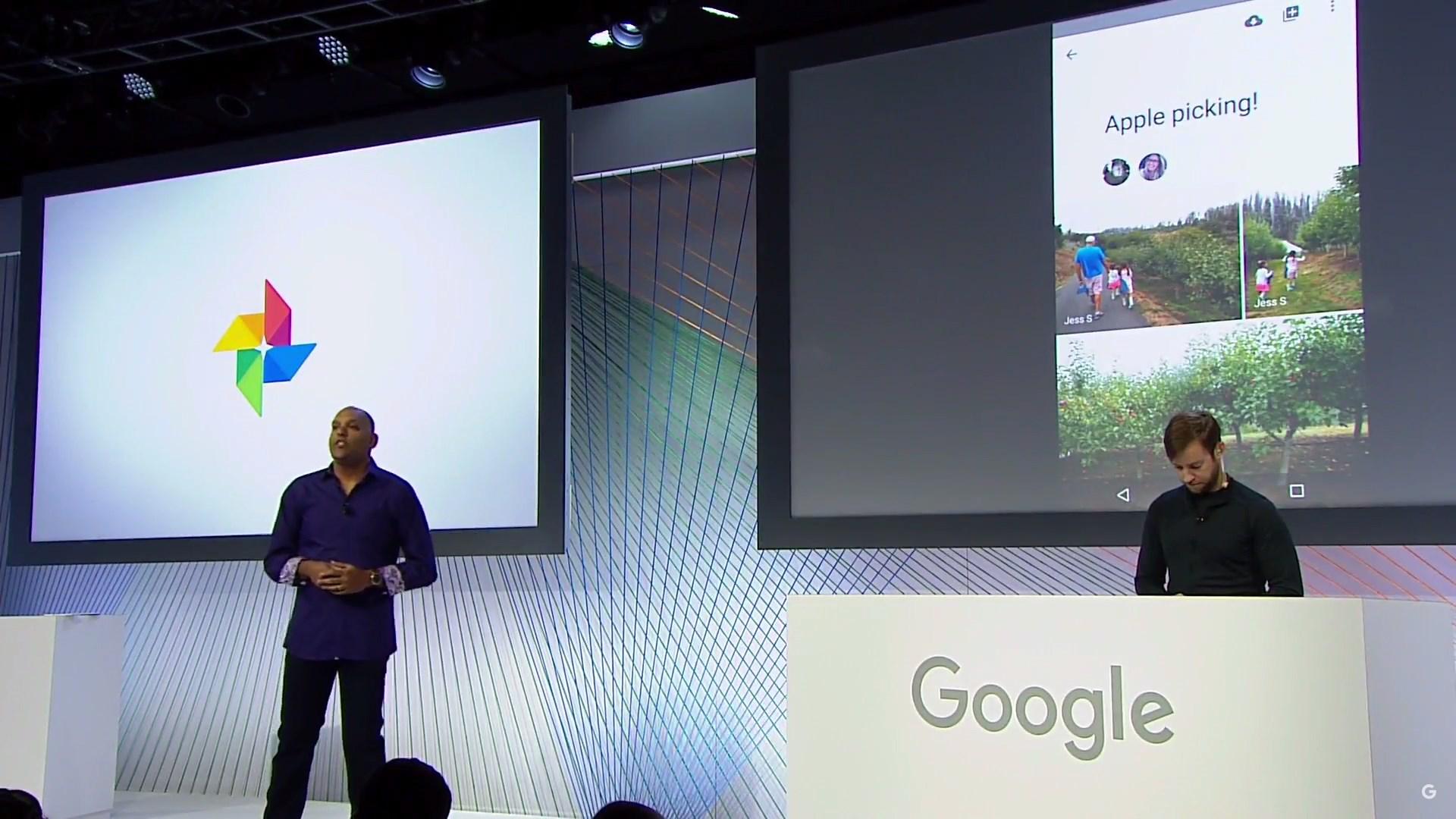 1 Jahr Google Fotos: 13,7 Petabyte, 24 Milliarden Selfies und Emoji-Suche