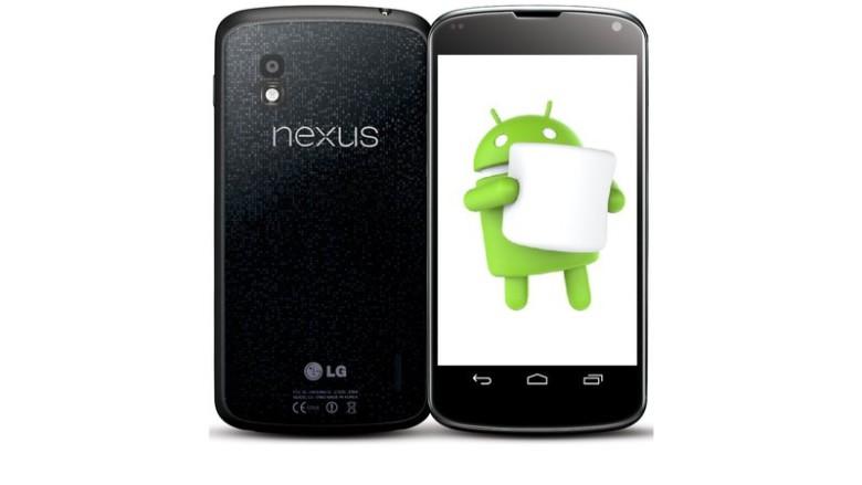 Nexus 4 Marshmallow