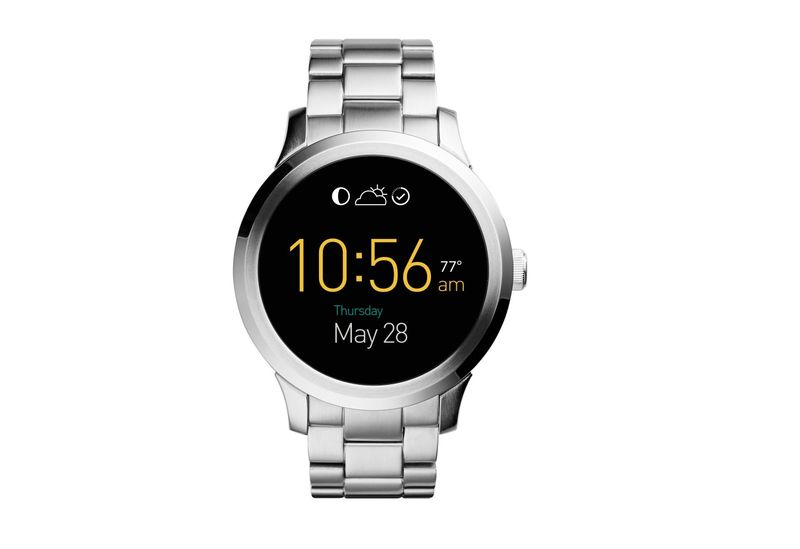 fossil q founder smartwatch 2