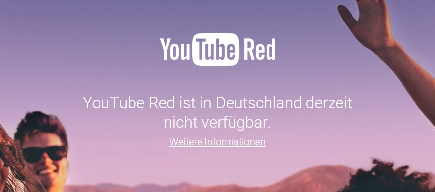 youtube red deutschland