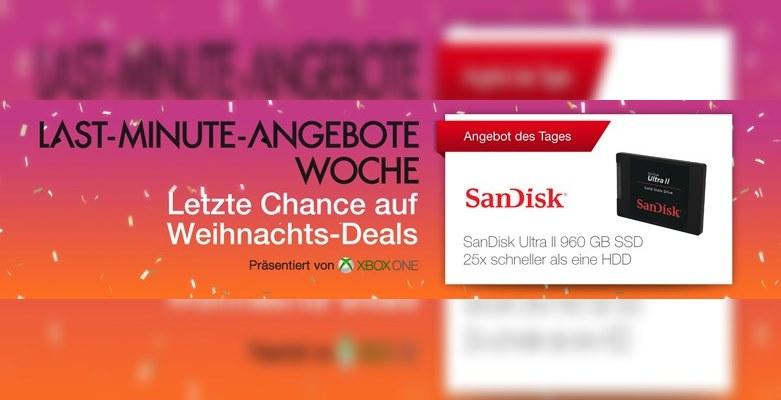 Amazon: Last-Minute-Angebote ganz kurz vor Weihnachten – mobileCTRL