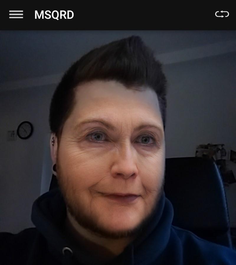 Msqrd Mehr Gesichter