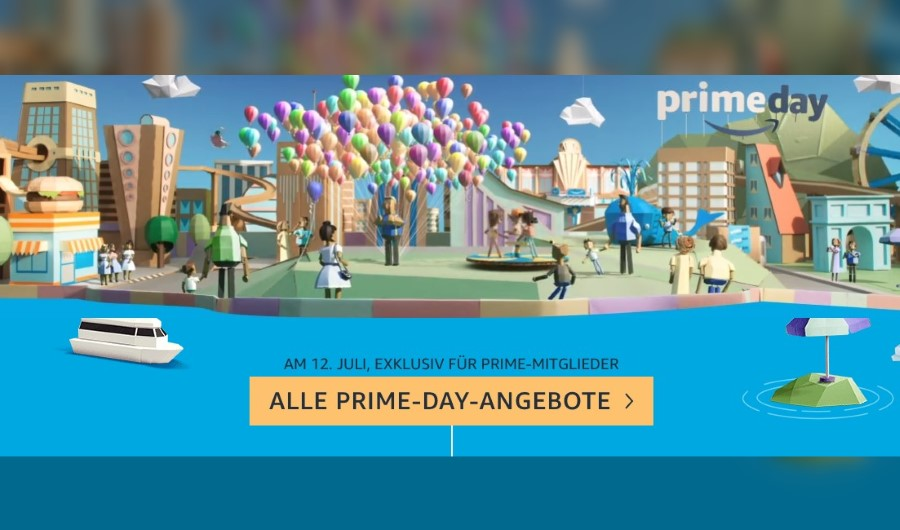 amazon prime day gestartet gro e auswahl f r prime. Black Bedroom Furniture Sets. Home Design Ideas