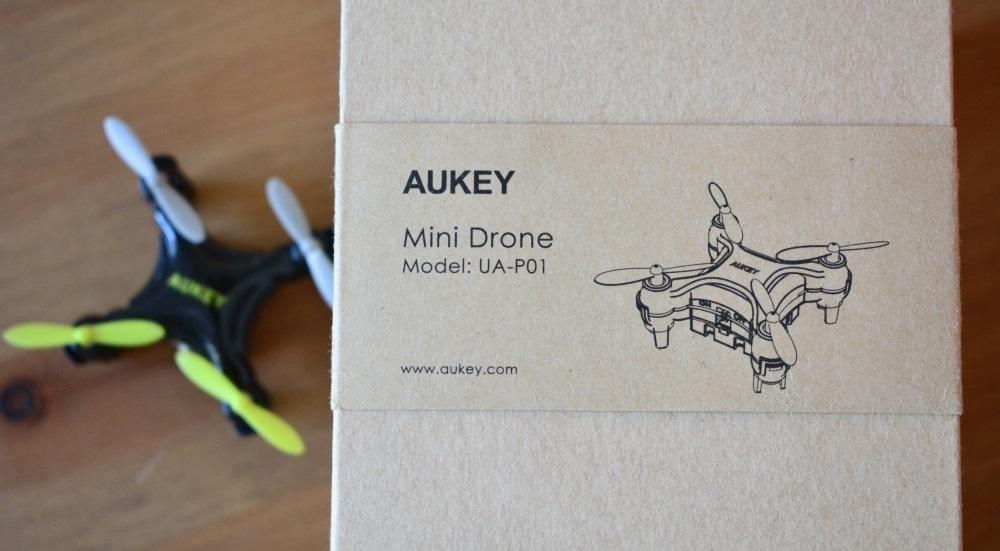 AUKEY Mini Drohne UA-P01