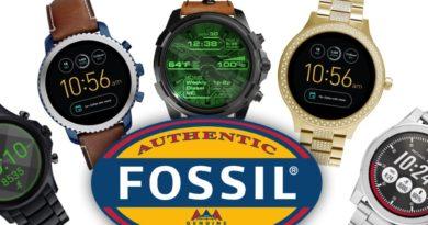 Fossil meint es ernst: 300 Wearables für 2017 angekündigt