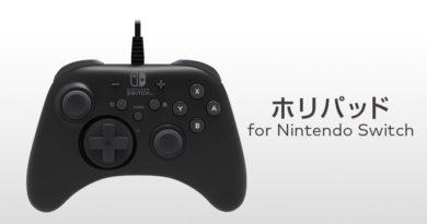 Erste Controller für Nintendo Switch von Drittanbietern kommen