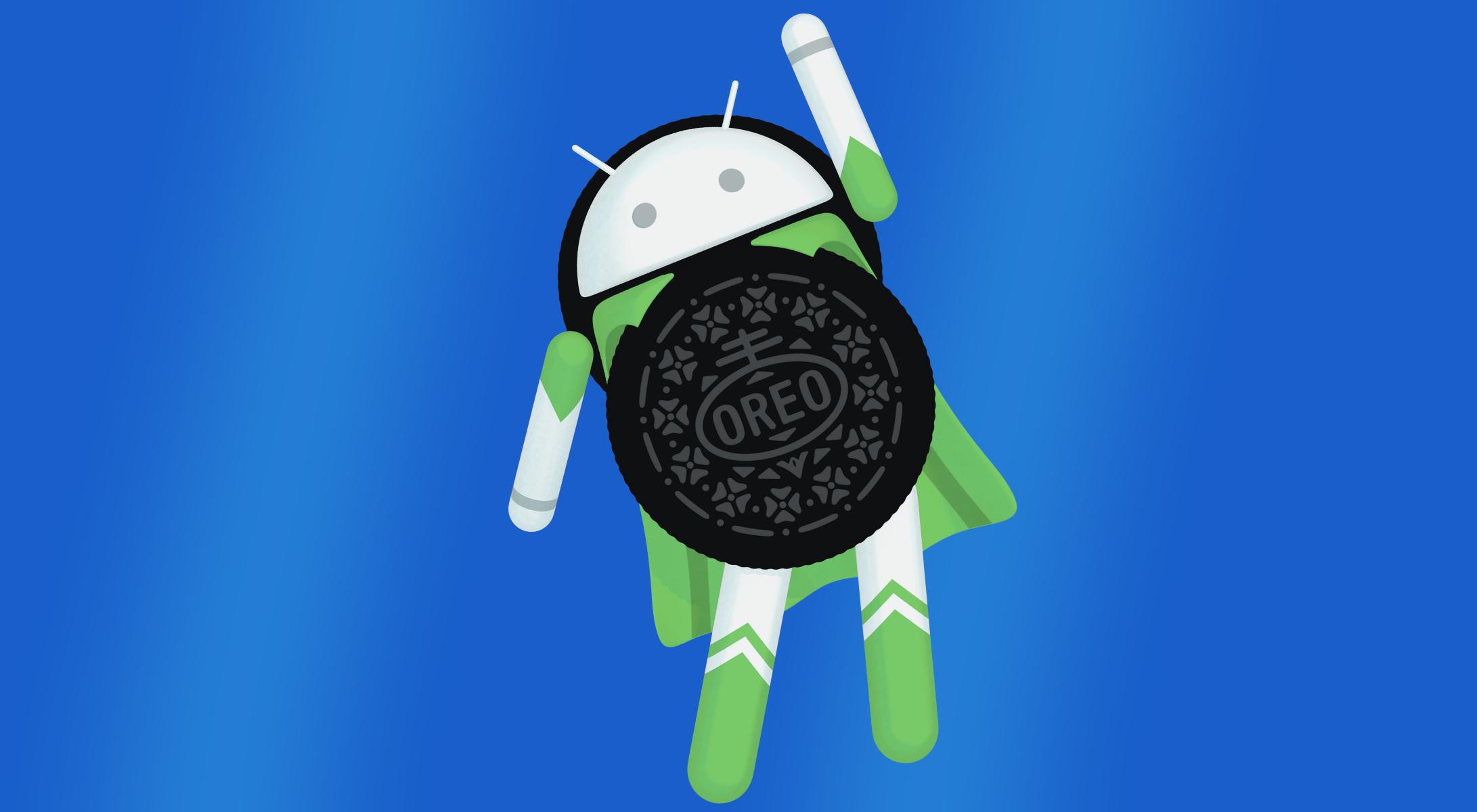 Android Oreo Hero Wallpaper Download Mobilectrl