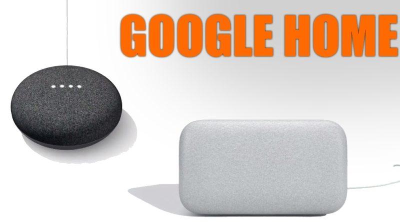 google home mini google home max einer f r 59 einer f r viel mehr mobilectrl. Black Bedroom Furniture Sets. Home Design Ideas