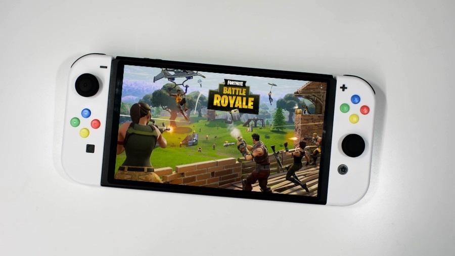 Fortnite Fur Nintendo Switch Ab Sofort Verfugbar So Installiert