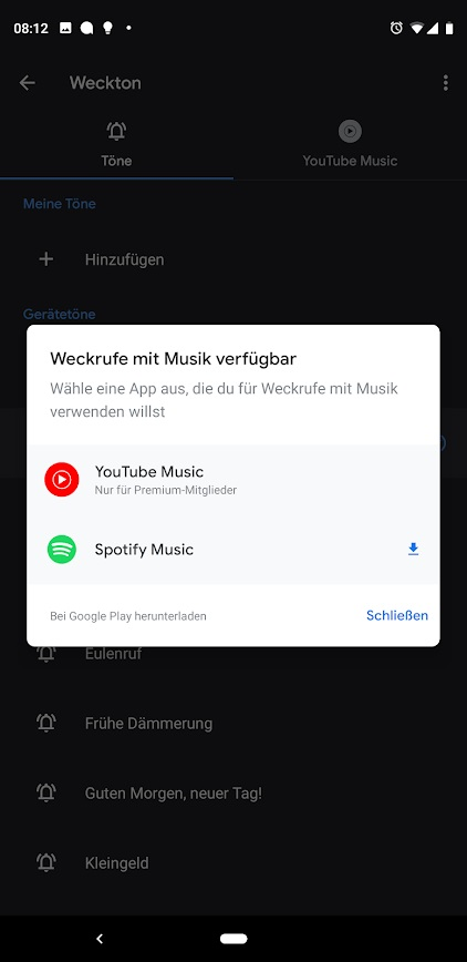 Apk Download Googles Uhr App Erlaubt Jetzt Auch Youtube