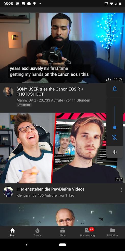 Wusstest du schon? YouTube App zeigt Untertitel, wenn das ...
