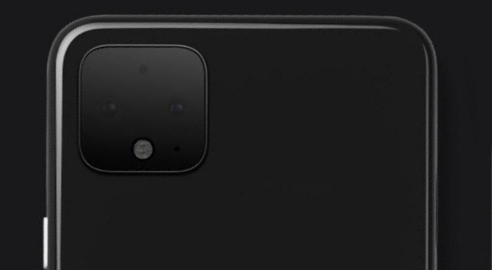 Pixel 4 kommt mit quadratischem Kamerabuckel